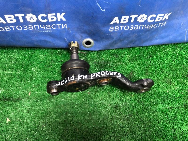 Шаровая опора Toyota Progres JCG10 1GFE правая нижняя