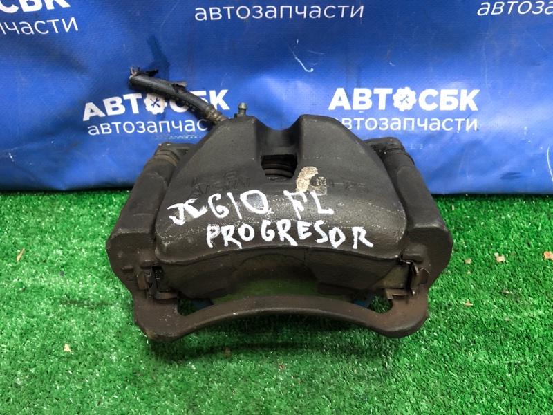 Суппорт Toyota Progres JCG10 1GFE передний левый