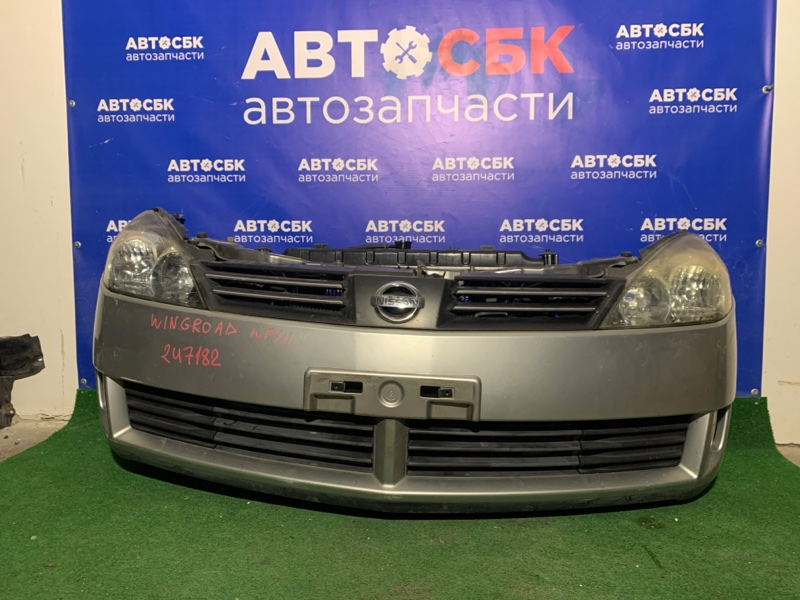 Ноускат Nissan Wingroad Y11 QG13DE 2003