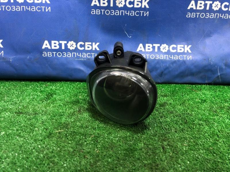 Туманка Bmw X5 E53 M54B30 2000 левая