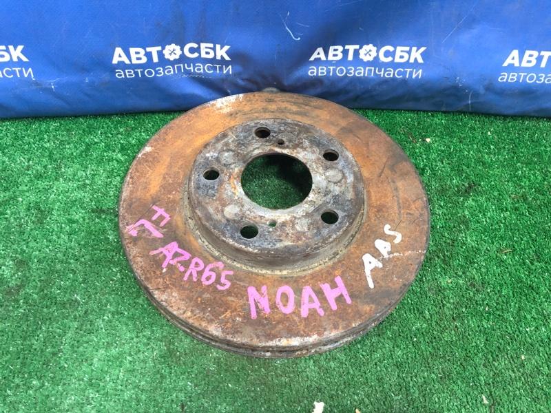 Тормозной диск Toyota Noah AZR60 1AZFSE передний