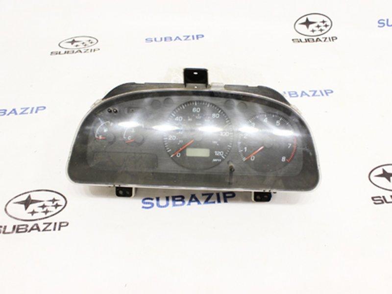 Щиток приборов Subaru Impreza G10 1992