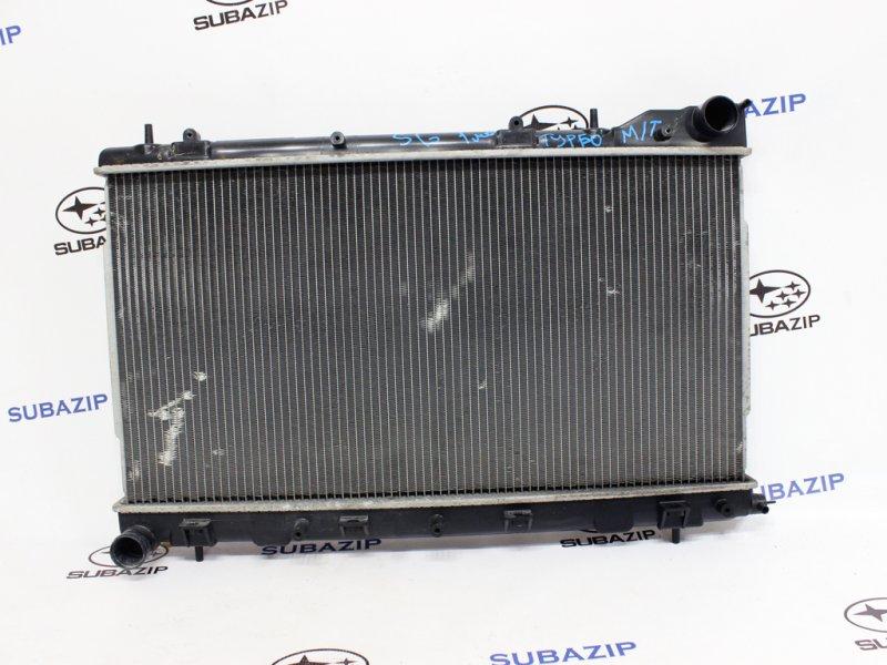 Радиатор двс Subaru Forester S11 2002
