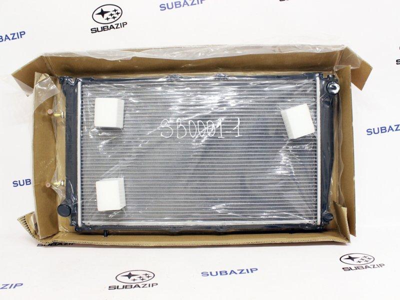 Радиатор двс Subaru Forester S10 1997