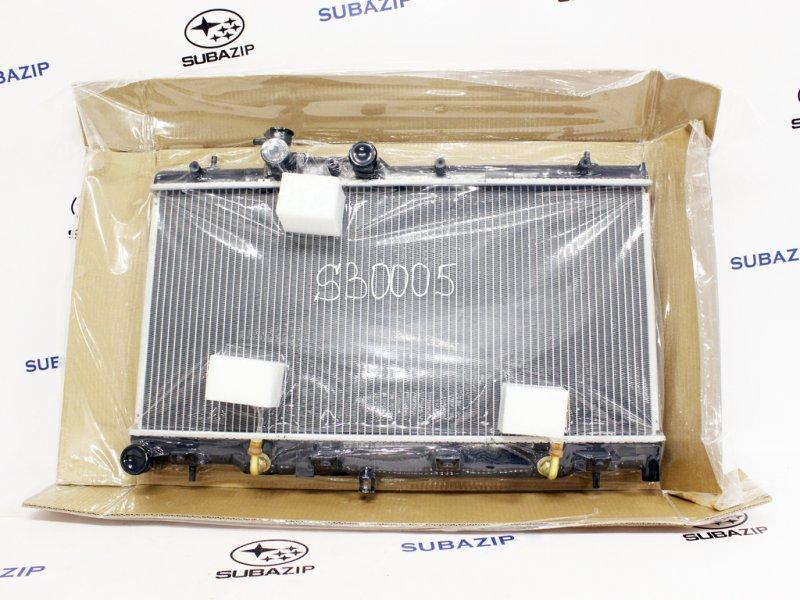 Радиатор двс Subaru Impreza G11 1998