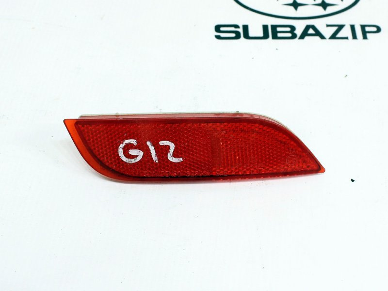 Катафот бампера Subaru Impreza G12 2008 задний правый