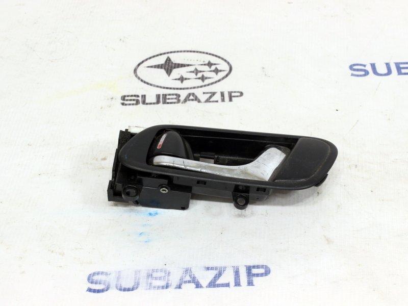 Ручка двери внутренняя Subaru Legacy B13 2003 левая