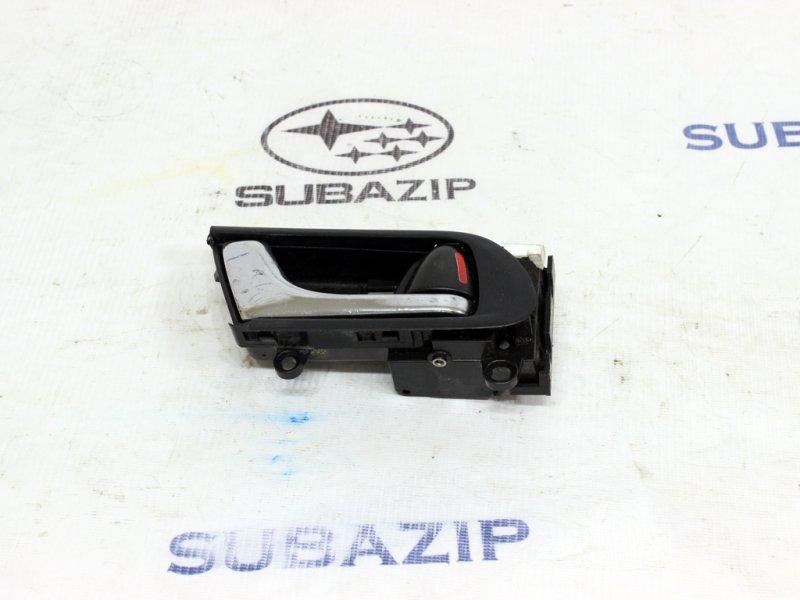 Ручка двери внутренняя Subaru Legacy B13 2003 правая