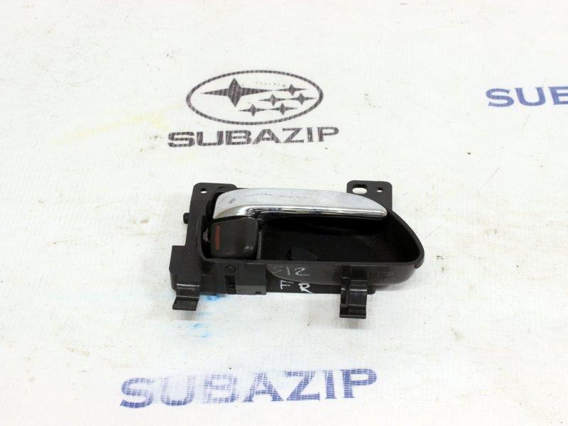 Ручка двери внутренняя Subaru Forester S12 2007 правая