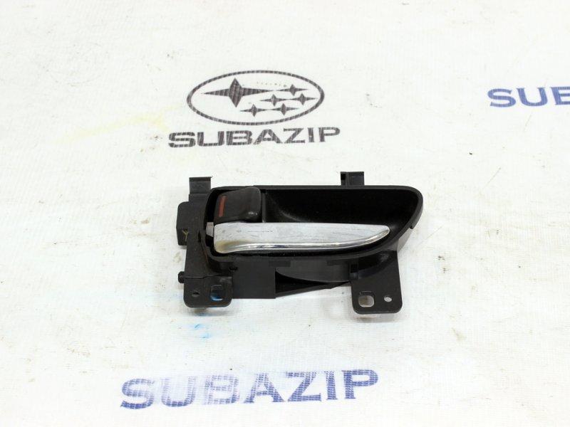 Ручка двери внутренняя Subaru Forester S12 2007 левая