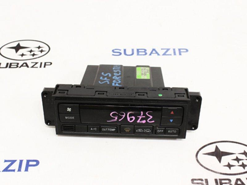Блок управления климатической установкой Subaru Forester S10 1998