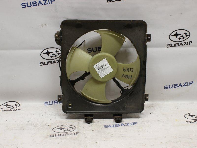 Диффузор с вентилятором Honda Hr-V GH4 1999 левый