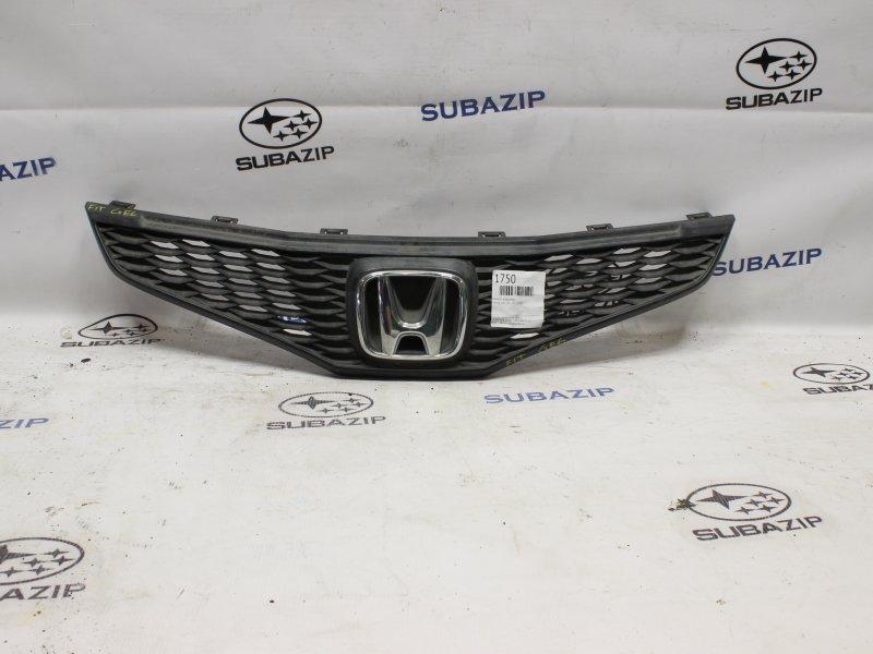Решетка радиатора Honda Jazz GE6 2007