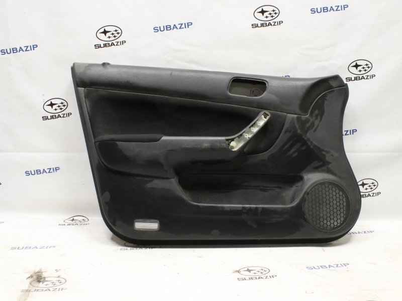 Обшивка двери Honda Accord CM2 K24A 2003 передняя левая