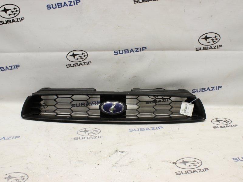 Решетка радиатора Subaru Impreza G11 2000
