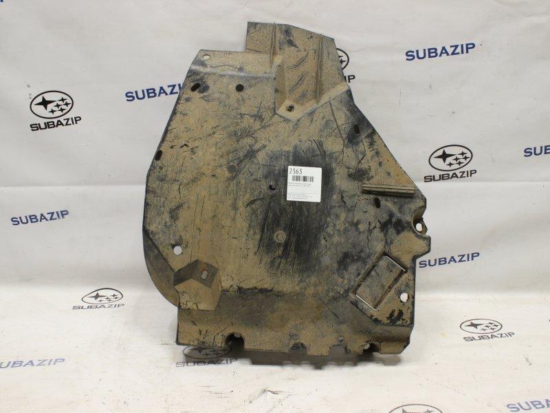Обшивка топливного бака Subaru Forester S12 2007 правая