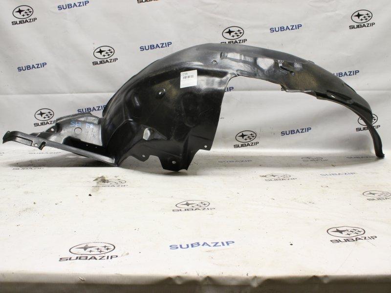 Подкрылок Subaru Forester S12 2007 передний правый