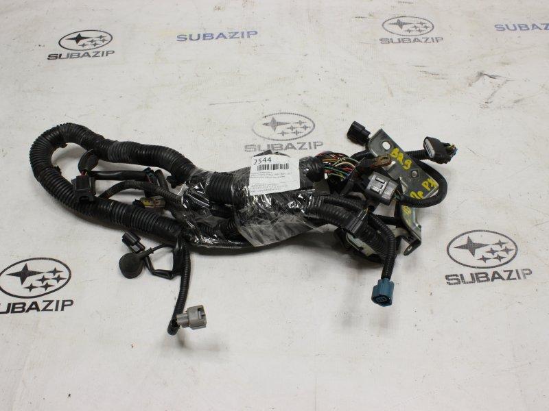 Проводка двигателя Subaru Legacy B14 EJ253 2009