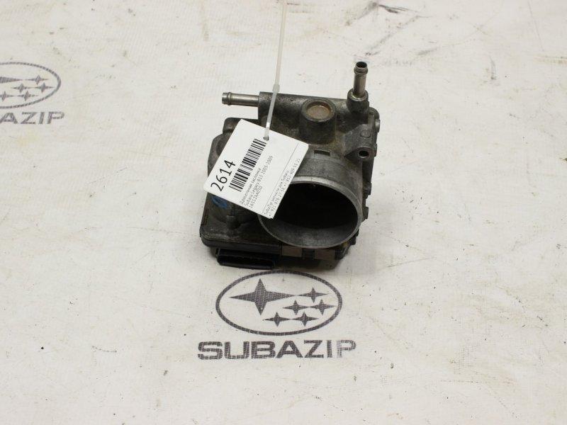 Дроссельная заслонка Subaru Legacy B13 2003