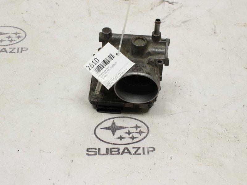 Дроссельная заслонка Subaru Forester S11 2000