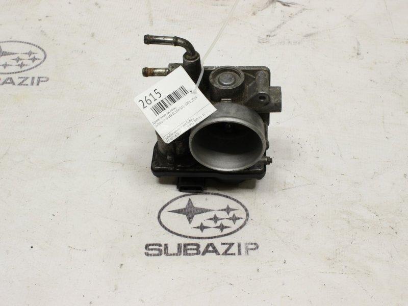 Дроссельная заслонка Subaru Impreza G11 EL154 2005