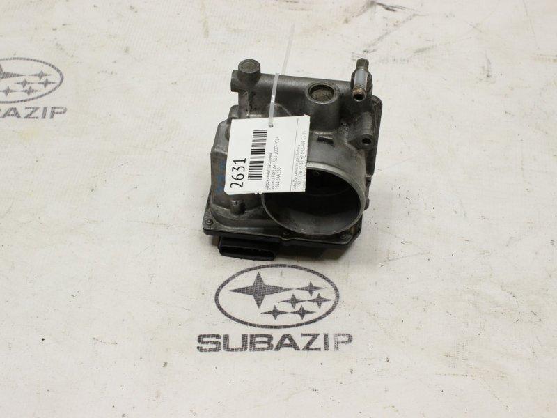 Дроссельная заслонка Subaru Forester S12 EJ205 2007