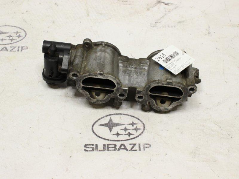 Дроссельная заслонка Subaru Forester S12 2003
