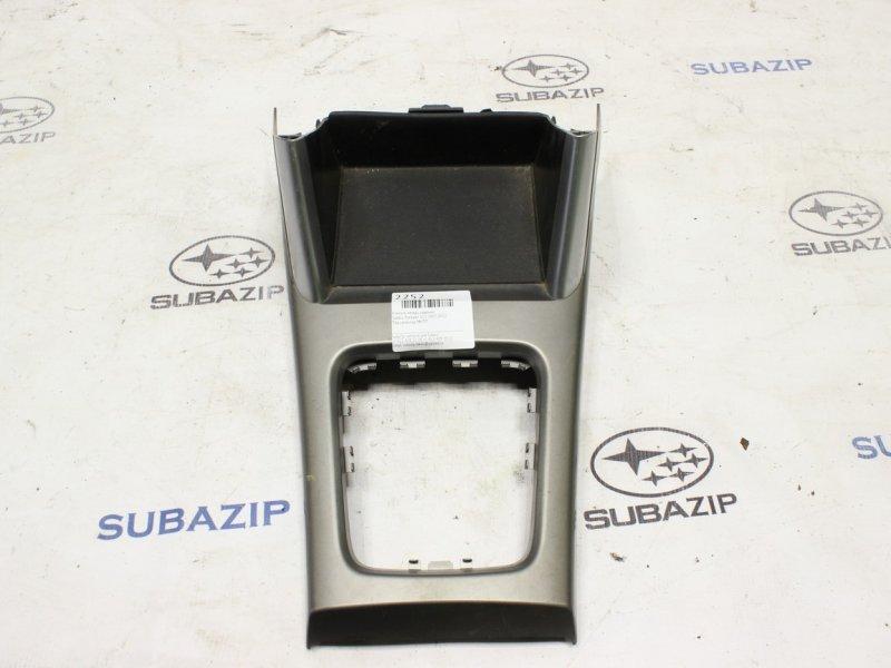 Консоль между сидений Subaru Forester S12 2007