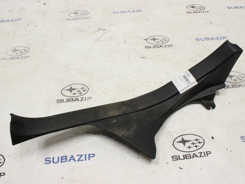 Накладка порога внутренняя Subaru Forester S12 2007 задняя правая