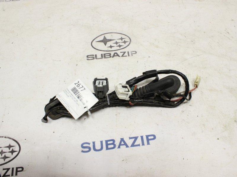 Проводка двери Subaru Forester S12 2007 задняя левая