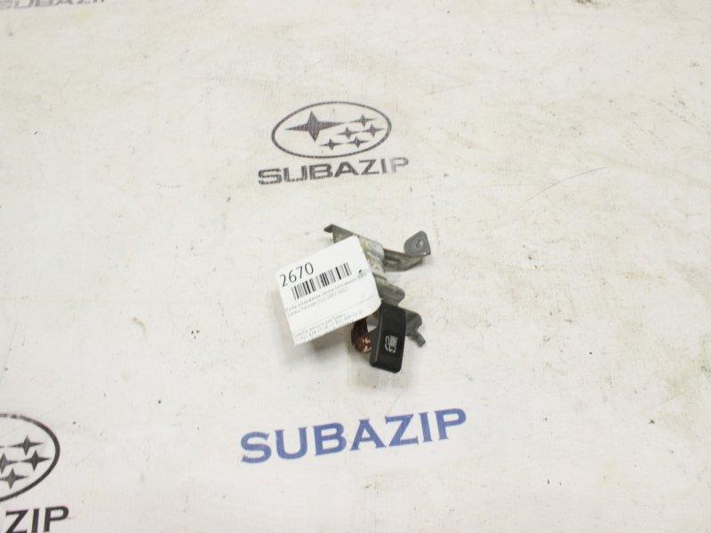 Ручка открывания лючка топливного бака Subaru Forester S12 2007