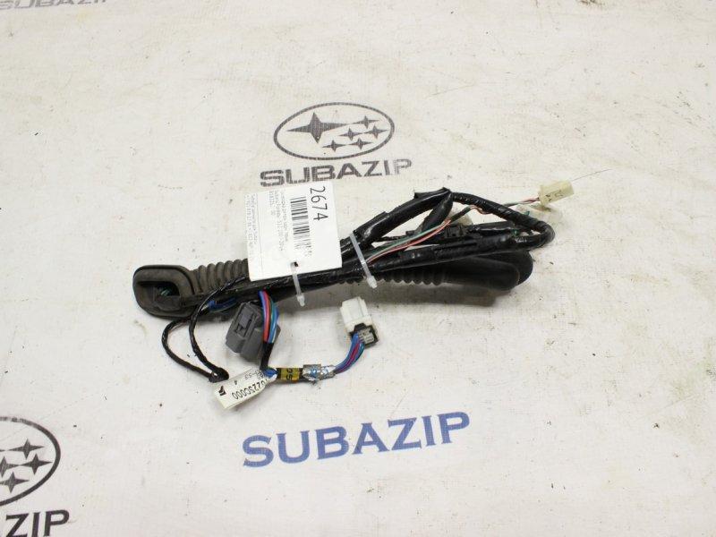 Проводка двери Subaru Forester S12 2007 задняя правая