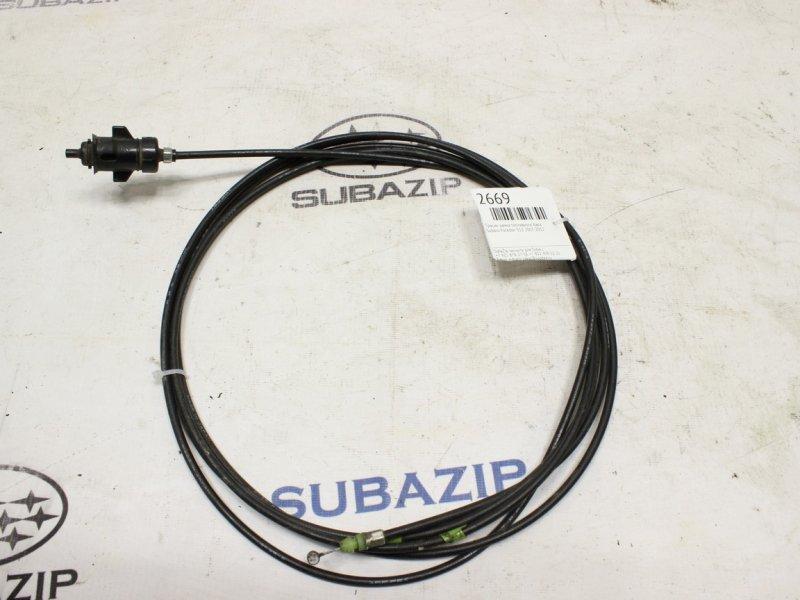 Трос лючка бака Subaru Forester S12 2007