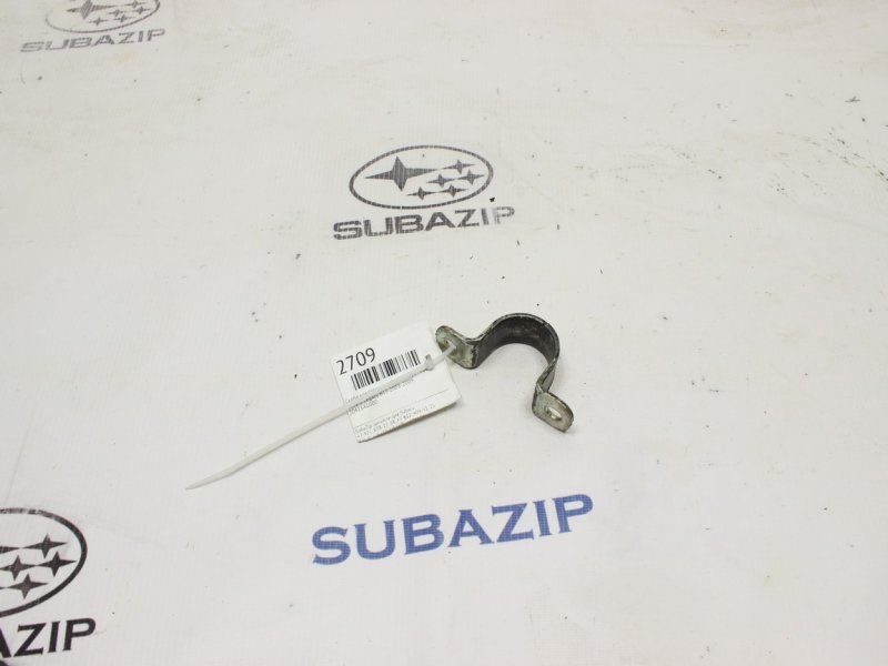 Скоба крепления стабилизатора Subaru Legacy B13 2003 передняя