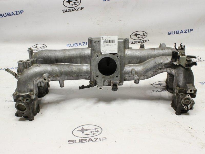 Коллектор впускной Subaru Forester S10 EJ205 1998