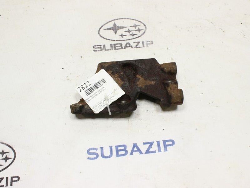 Кронштейн опоры двигателя Subaru Legacy B14 EJ253 2009
