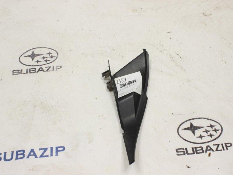 Накладка лобового стекла Subaru Forester S12 2007 передняя правая
