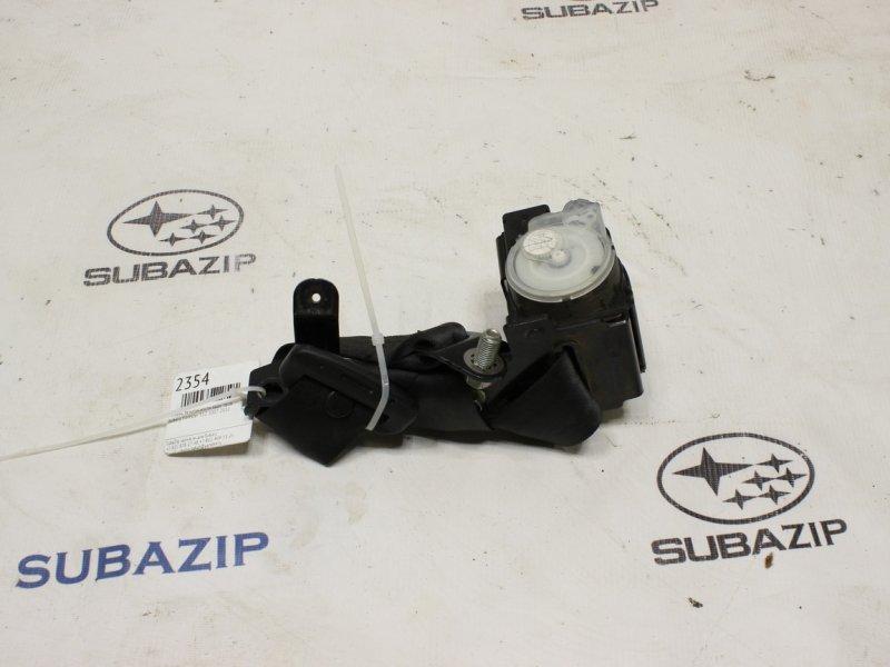 Ремень безопасности Subaru Forester S12 2007 задний правый