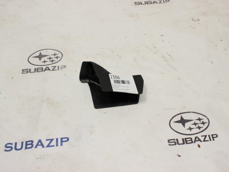 Обшивка салона Subaru Forester S12 2007