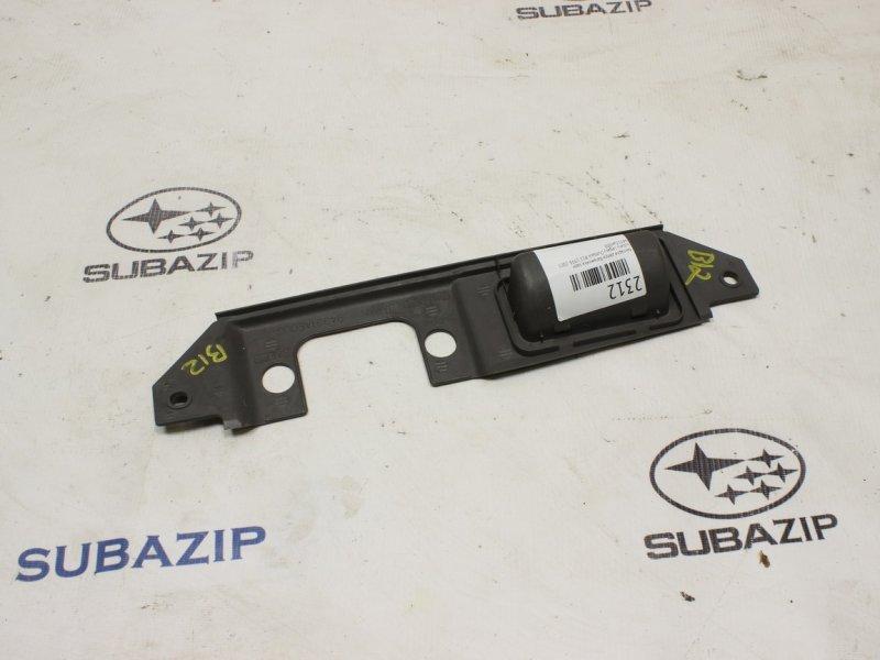 Накладка двери багажника Subaru Outback B12 1998 задняя