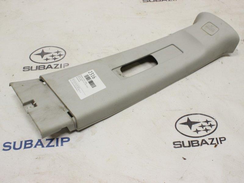 Обшивка стойки Subaru Forester S12 2007 правая
