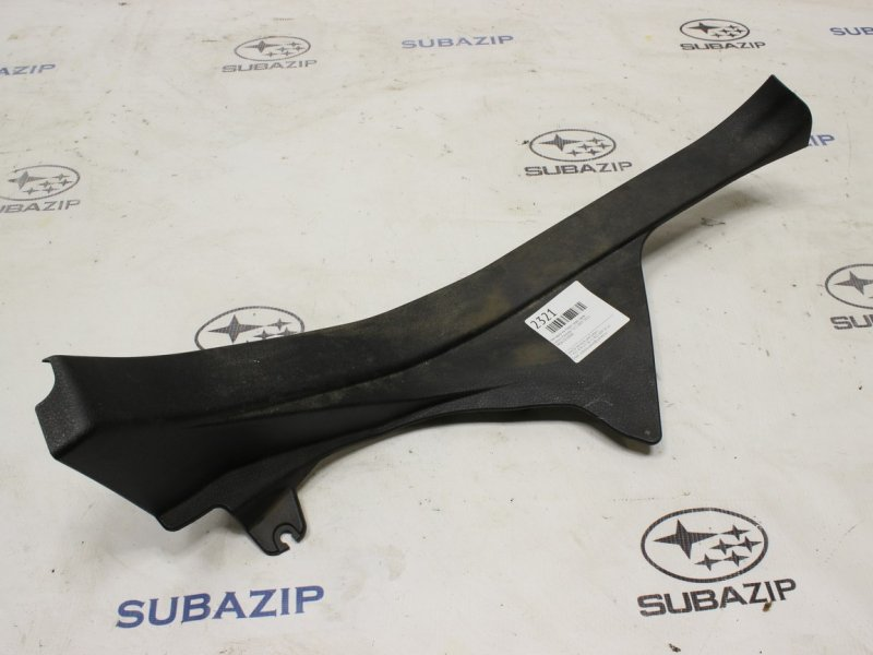 Накладка на порог Subaru Forester S12 2007 задняя правая