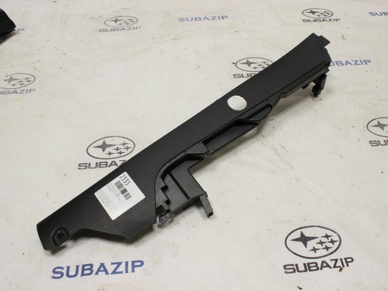 Накладка консоли Subaru Forester S12 2007 правая