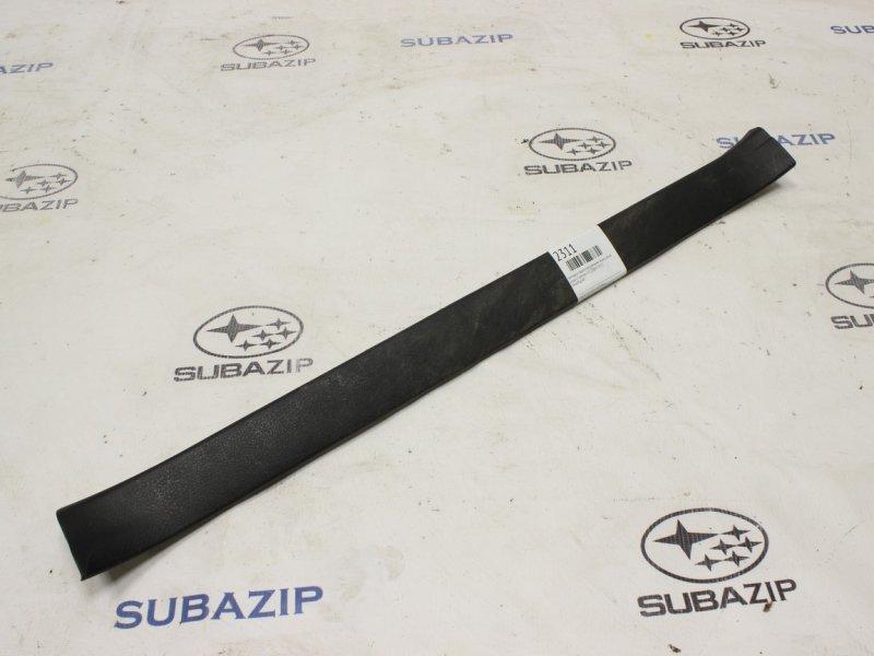 Накладка порога внутренняя Subaru Forester S12 2007 передняя правая