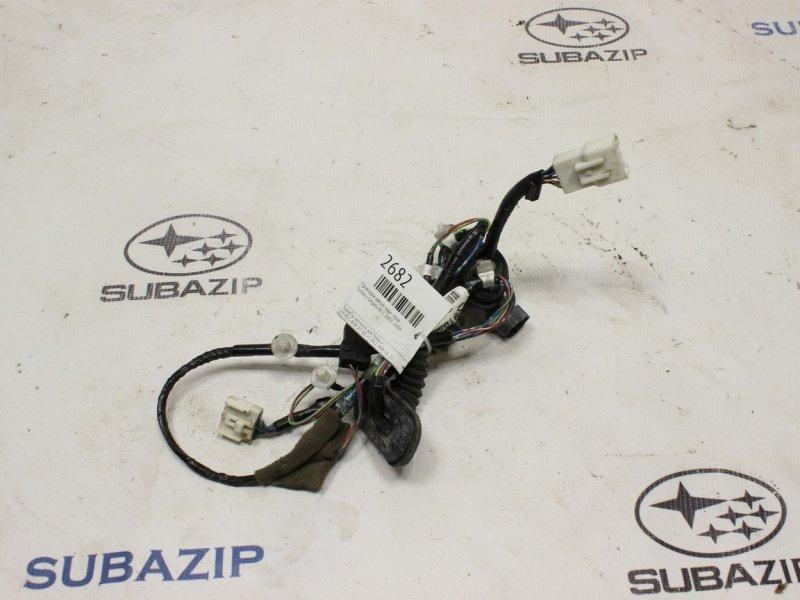 Проводка двери Subaru Legacy B13 2003 задняя правая