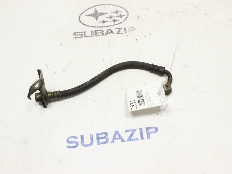 Шланг тормозной Subaru Legacy B12 1998 задний левый
