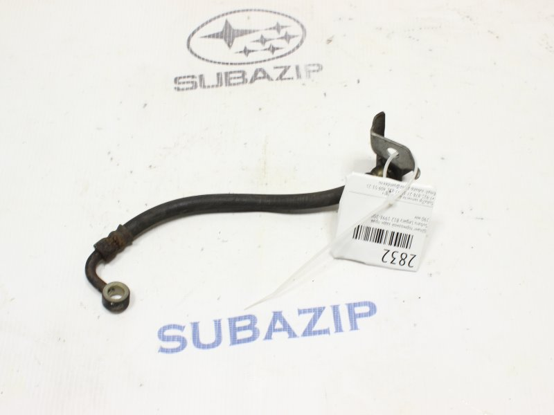 Шланг тормозной Subaru Legacy B12 1998 задний правый