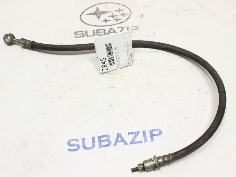 Шланг тормозной Subaru Forester S12 2007 передний левый