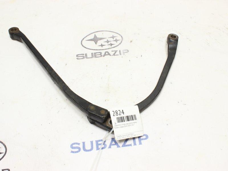 Кронштейн опоры двигателя Subaru Legacy B14 2009 передний