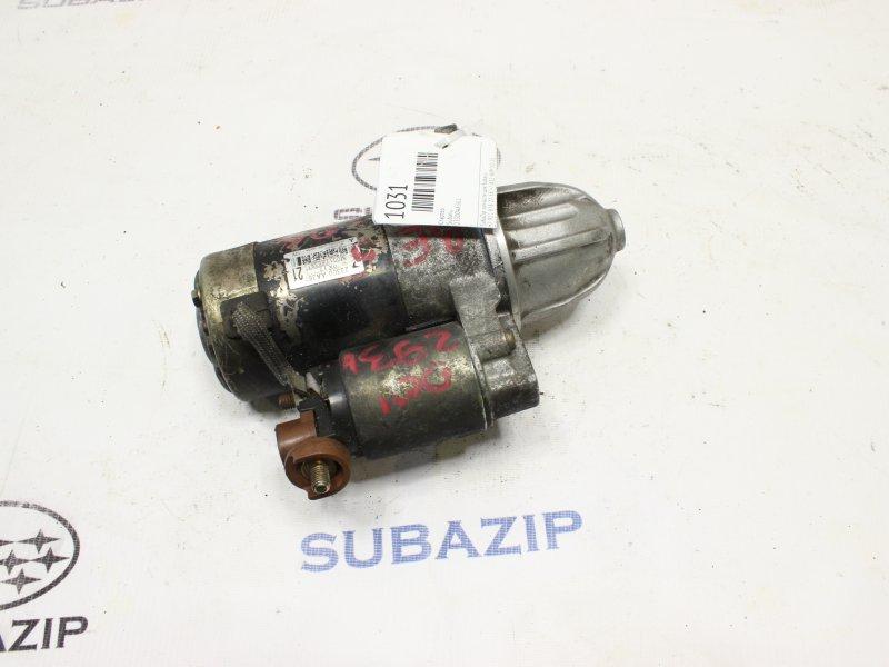 Стартер Subaru Legacy B11